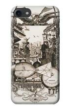 S1681 Steampunk Drawing Case for IPHONE Samsung Smartphone ETC
