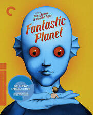 Fantastic Planet (The Criterion Collection) [Blu-ray] New DVD! Ships Fast!
