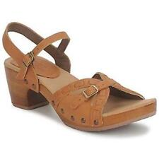 Rip Curl INGRID Womens Leather Shoes Sandals Footwear New Rrp$90 - Brown