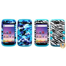 For Samsung Galaxy S Blaze 4G T769 Hybrid TUFF IMPACT Phone Case Hard Cover