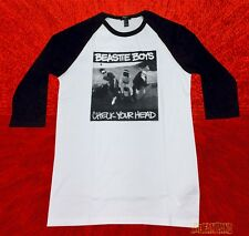 New Beastie Boys Check Your Head 1992 Raglan Mens Vintage Classic T-Shirt
