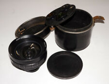 Mir-20M 20mm 3.5 RARE Wide Angle KMZ USSR Lens M42 screw mount FLEKTOGON copy