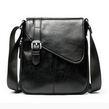 Men's Leather Single Shoulder Bag Men Satchel Male Cross Body Messenger Bags New