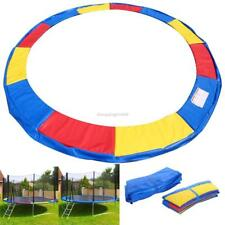 10FT~15FT Trampoline Replacement Safety Pad Spring Round Frame Pad Cover New