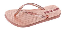 Womens Ipanema Flip Flops Glam Beach Slip On Sandals - Rose - World Shipping