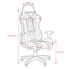 Best Office High-Back Recliner Office Swivel Chair Computer Racing Gaming Chair