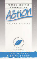 Person-Centred Counselling in Action by Brian Thorne, Dave Mearns (Paperback,...