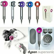 Dyson Supersonic Hair Dryer Colors sealed in Box worldwide shipping|Refurbished