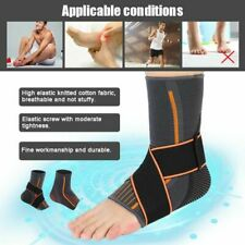Ankle Support Foot Brace Guard Sports Shin Protector Feet For Any Activity