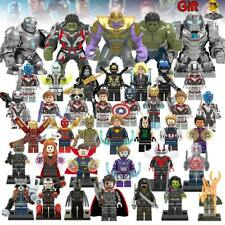 40Pcs/lot Super Heroes Building Blocks Marvel Avengers 4 Infinity War