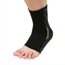 Sport Football Ankle Support Brace Compression Elastic Foot Protector Code