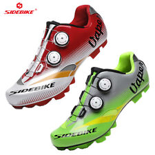 SIDEBIKE Mountain Bike Bicycle Cycling Shoes Self-locking shoes For Shimano SPD