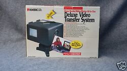 ambico deluxe video transfer system v 0650