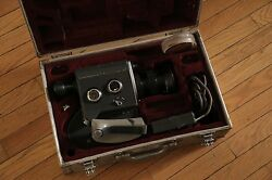 canon scoopic 16mm camera full package