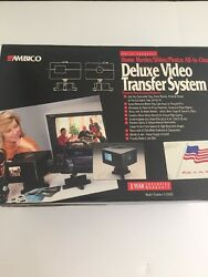 ambico v 0650 deluxe home video transfer