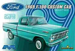 moebius 1969 ford shortbed pickup