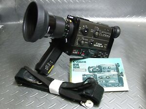 canon 1014xl s super 8 movie camera