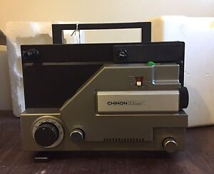 chinon whisper 727 dual 8mm variable speed
