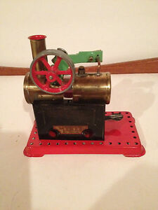 mamod table top toy steam engine