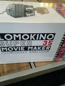 new lomokino super 35 movie maker camera