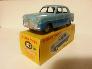 dinky toys 162 ford zephyr vgg