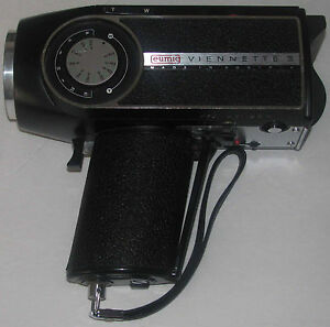 eumig viennette 3 super 8 camera