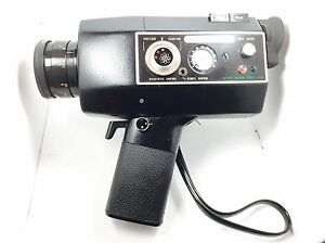 yashica 600 electro super 8 movie camera