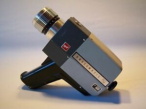 gaf anscomatic st 87 movie camera untested
