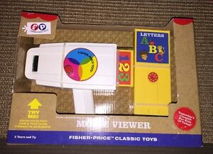 fisher price movie viewer classic toy 2