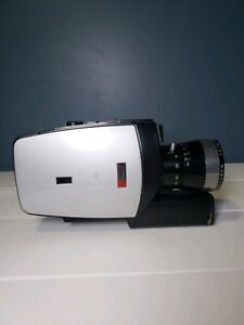 bauer c5 xl super 8mm movie camera read