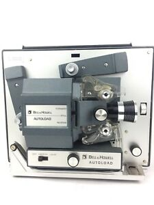 bell howell model 357 autoad super 8 movie