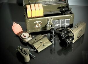 us marine corps bell howell 16mm camera