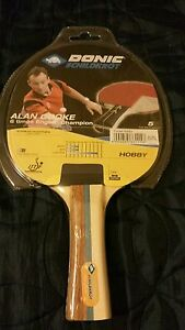 donic table tennis bat new sealed