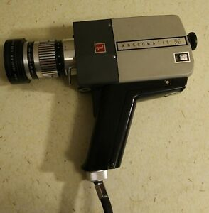 untested gaf anscomatic st 84 super 8