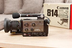 canon 814 xl s canosound super 8 mm canon