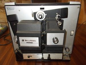 bell howell 481a super 8mm regular 8mm