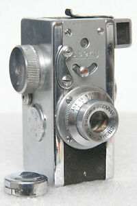 steky model iii 16mm subminiature camera