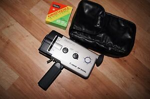 canon af310xl camera super8 camcorder 8mm