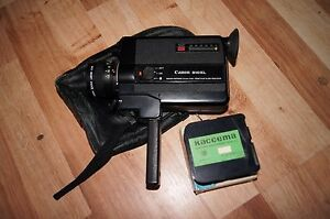 canon 310xl camera super8 camcorder 8mm