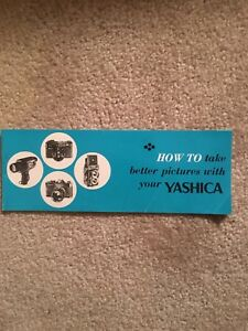 yashica electro super 8 booklet how to