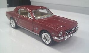 1964 ford mustang kinsmart toy