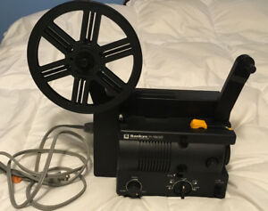 sankyo super 8 portable movie projector p
