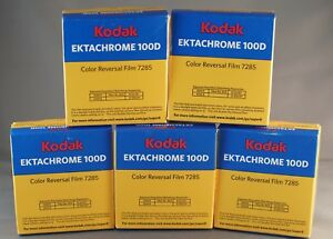discounted five new sealed kodak 7285