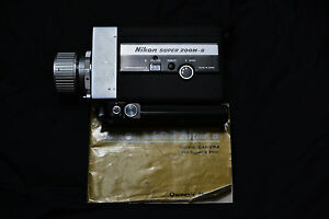 nikon super zoom 8 movie camera