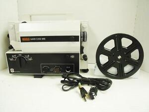 eumig mark s 802 d projector made in