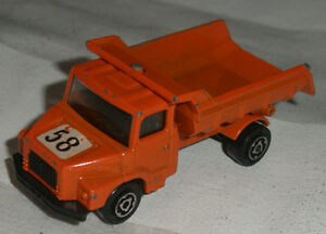 toy truck scania majorette scale 1