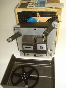 bell howell 456 dual 8mm super 8 movie