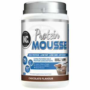INC Protein Mousse Chocolate 500g