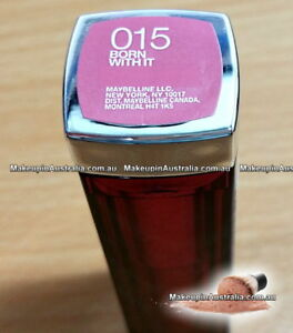 Maybelline Color Sensational Lip Born With It