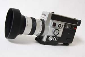 canon 814 electronic super 8mm movie